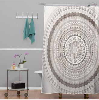 Deny Designs Iveta Abolina Winter Wheat Queen Duvet Set Bedding
