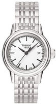 Tissot Ladies Carson Stainless Steel Watch