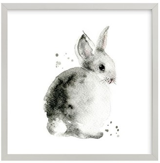 Pottery Barn Kids Bunny 2 Wall Art by Minted