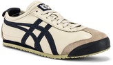 Onitsuka Tiger by Asics Mexico 66 in Birch & Indian Ink & Latte | FWRD