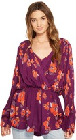 Free People Tuscan Dreams Printed Tunic Women's Clothing