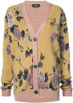 Rochas floral cardigan
