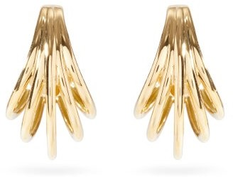 Ana Khouri Delphine 18kt Gold Earrings - Yellow Gold