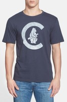 Red Jacket Men's 'Chicago Cubs - Brass Tacks' T-Shirt