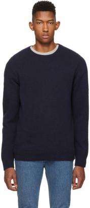 Harmony Navy Winston Sweater