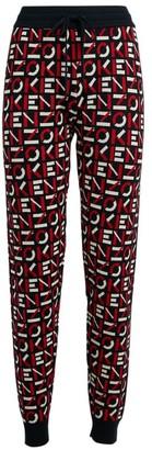 Kenzo Logo Knit Skinny Sweatpants