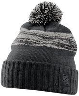 Nike Baylor Bears Striped Knit Beanie - Adult