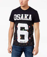 Superdry Men's Osaka 6 Paint Splatter Graphic-Print T-Shirt