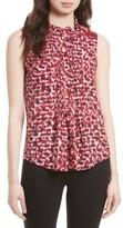 Kate Spade Women's Silk Sleeveless Top
