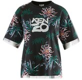 Kenzo Double layer t-shirt