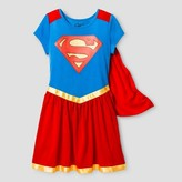 DC Super Hero Girls Girls' DC Super Hero Girls®; Nightgown - Red