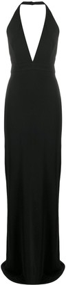 Tom Ford long V-neck dress