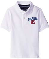 Tommy Hilfiger Fred Stretch Pique Polo Boy's Clothing