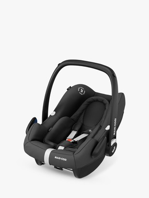 Maxi-Cosi Rock Group 0+ i-Size Baby Car Seat, Essential Black