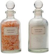 Mullein & Sparrow Mini Bath Salts Duo Gift Set