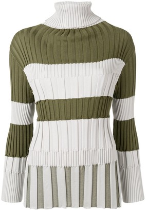 Pleats Please Issey Miyake Ribbed Jumper