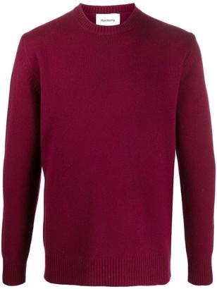 Harmony Paris Wulf crewneck wool jumper