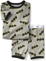 babyGap | DC Batman short sleep set