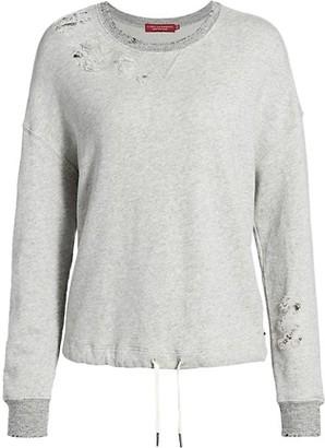 n:philanthropy Olympia Distressed Sweatshirt