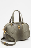 MARC BY MARC JACOBS 'Lizzie - Petite' Embossed Satchel