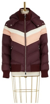 Lu Mei Erith nylon down jacket