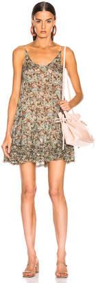 Stella McCartney Meadow Floral Dress in Multicolor | FWRD