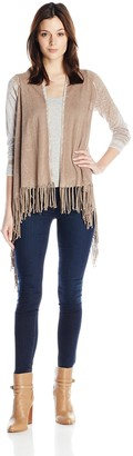 525 America Women's Spray Dye Cardigan
