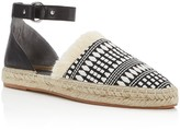Rebecca Minkoff Vicky Embroidered Ankle Strap Espadrille Flats - 100% Exclusive