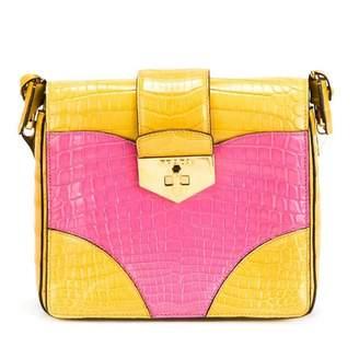 Prada Pink Exotic leathers Handbags