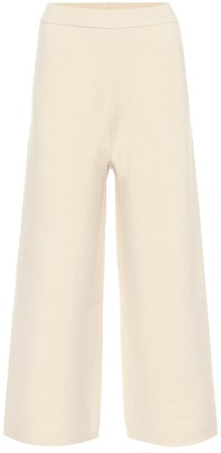 Joseph Wide-leg wool pants