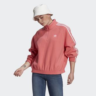 adidas Adicolor Classics Polar Fleece Half-Zip Sweatshirt