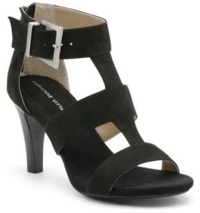 Adrienne Vittadini Varsity Dress Sandal Women's Shoes