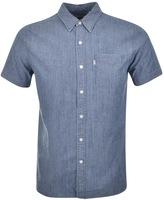 Levi's Levis Sunset 1 Pocket Shirt Blue