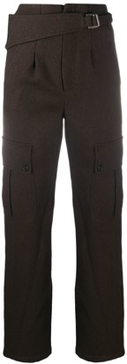 ANDERSSON BELL Belted Cargo Trousers