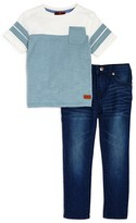 7 For All Mankind Boys' Tee & Jeans Set - Sizes 2T-4T