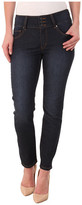 Miraclebody Jeans Mindie Ankle Jeans in Vail Blue