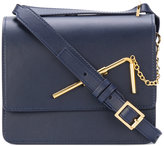 Sophie Hulme Straw shoulder bag