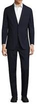 Brooks Brothers Nested Plaid Suit