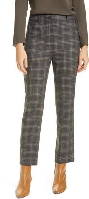 Theory Auburn Straight Leg Jeans