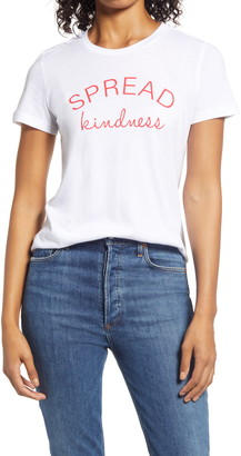 1901 Spread Kindness Graphic Tee