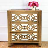 Willa Arlo Interiors Irvin 3 Drawer Accent Chest