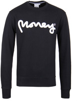 Money Navy Signature Ape Crew Neck Sweatshirt