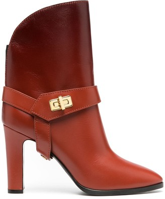 Givenchy Mid-High Ankle Boots