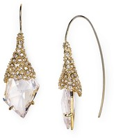 Alexis Bittar Miss Havisham Pavé Encrusted Drop Earrings