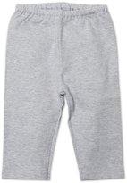 Zutano Unisex Baby Heathered Solid Pant