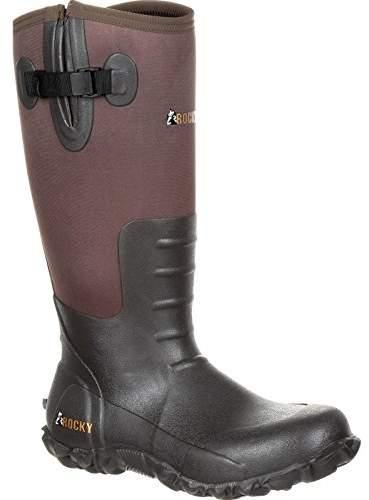 9ef9ccbdcbf Men's Core Rubber Waterproof Outdoor Boot Knee High
