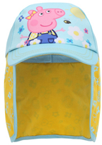 George Peppa Pig Sun Protection Cap
