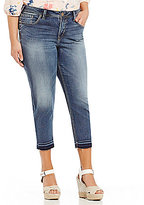 Silver Jeans Co. Plus Avery Skinny Crop