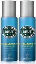 Brut 2x Deodorant, Aerosol Sport Style 200 ml