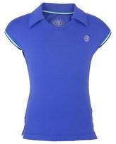 Poivre Blanc Blue Meryl UVA/UVB Protection Polo